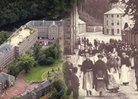 New Lanark Heritage Centre – Easter BE